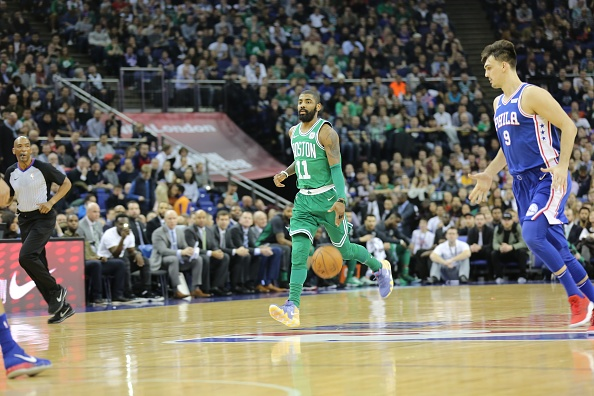 Irving scores 27 points as Celtics edge Nuggets 111-110