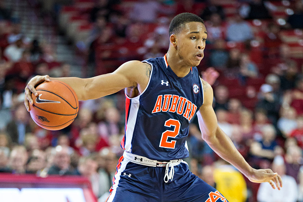 Auburn Tigers Excelling Behind Trio Of Guards Last Word On