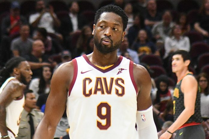 reputable site 58727 b16f7 Cleveland Cavaliers Trade Dwyane Wade Back to Miami Heat
