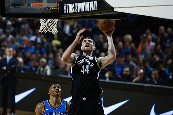 Bucks acquire Tyler Zeller from Nets in exchange for Rashad Vaughn, pick