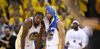 Kevin Durant Golden State Warriors vs New Orleans Pelicans