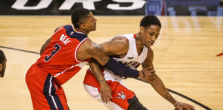 Bradley Beal and DeMar DeRozan