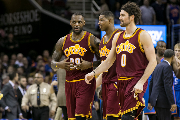 Cleveland Cavaliers forwards