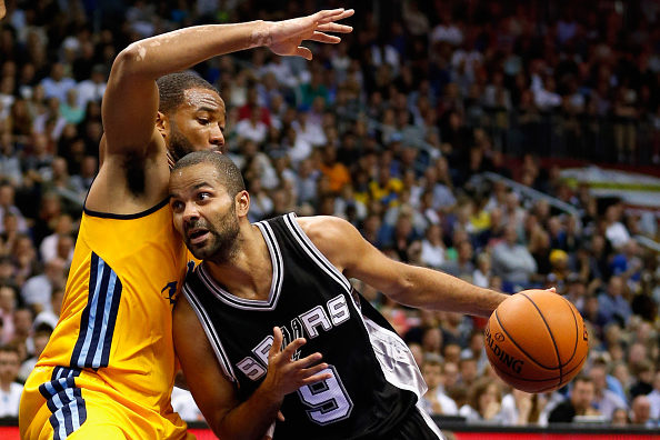 ebc21ab66e8e Report  Tony Parker Signs With Charlotte Hornets - Last Word on Pro  Basketball