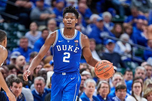 31affbeaf45e Duke Blue Devils Top Prospect Could Be Cam Reddish - Last Word on Pro  Basketball