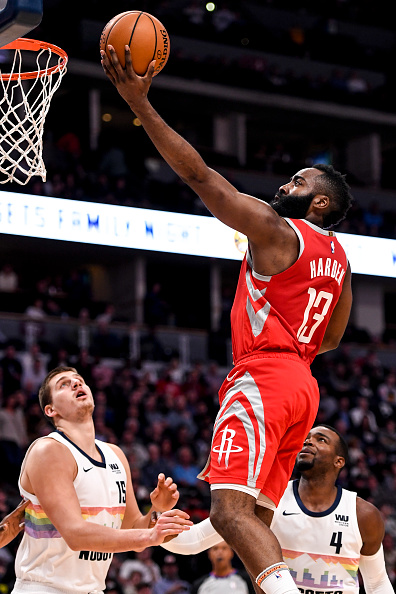 df80db7a9625 MVP Candidate James Harden - Last Word on Pro Basketball