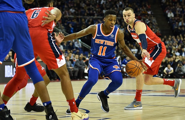 487a570e5 New York Knicks Mid-Season Report - Last Word on Pro Basketball