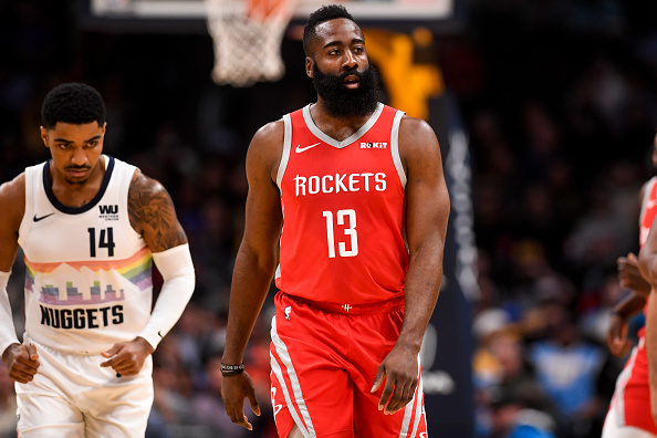 newest c73be 85e1e Why James Harden Will Be Named MVP - Last Word on Pro Basketball
