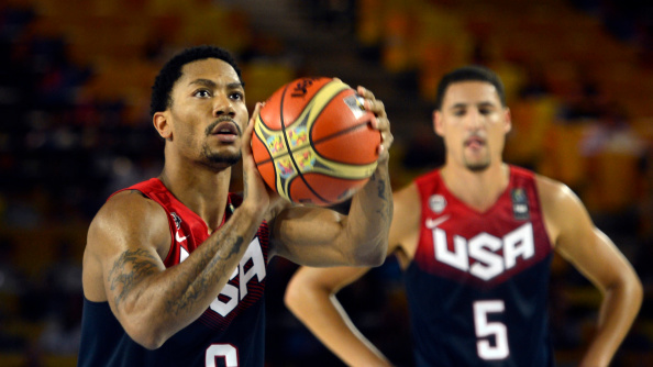 954600daf300 The Story of Derrick Rose - Last Word on Pro Basketball