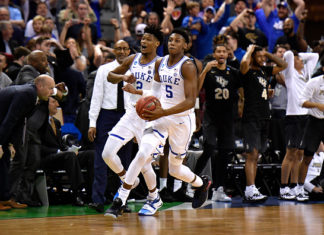 Cam Reddish and RJ Barrett could both be affected by potential trade