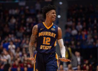 Ja Morant NBA Draft