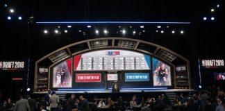NBA Draft stage