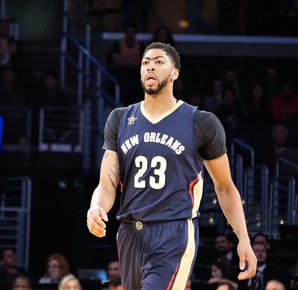 NBA Rumors Anthony Davis may be headed to the Los Angeles Lakers