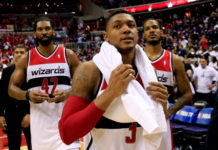 NBA Rumors involving Bradley Beal, Klay Thompson, and the Houston Rockets