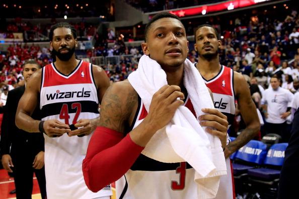NBA Rumors involving Bradley Beal, Klay Thompson, and the Houston Rockets