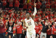 Bruno Fernando could be a first round pick in the 2019 NBA Draft.