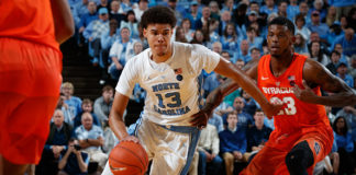 Cameron Johnson hopes to be a first round draft pick