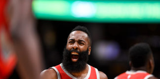 The Houston Rockets offseason could give James Harden new team mates next season
