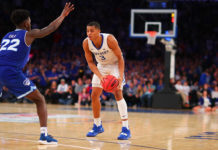 Keldon Johnson Could go in the back end of the lottery