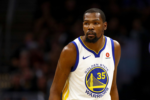 Free Agency Implications of Kevin Durant's injury.