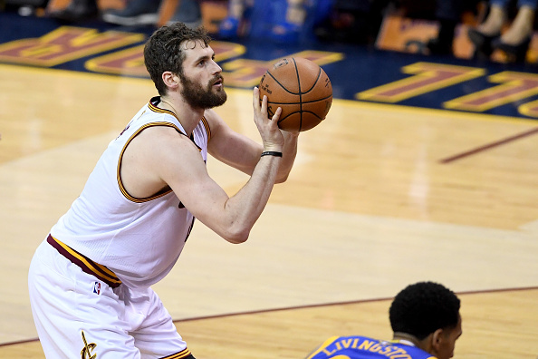 Cleveland Cavaliers Offseason trades should include moving Kevin Love