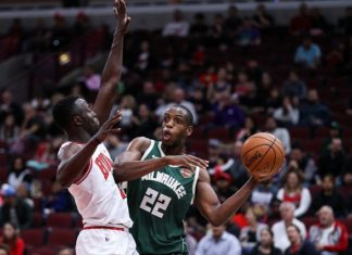 Khris Middleton will have many suitors in free agency