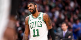 Will Kyrie Irving be a member of the Boston Celtics next season?