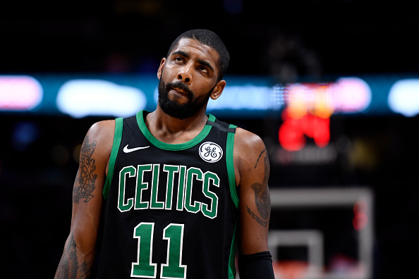 Kyrie Irving Opts out of his contract