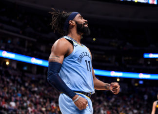 Will Mike Conley be in Memphis next season?