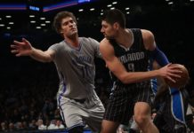 Nikola Vucevic re-signs with the orlando magic
