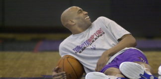 Could Vince Carter return to Toronto via free agency?