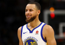 NBA Finals Game 2, Steph Curry happy to be tied at 1 game