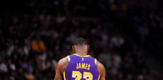 Lebron James will continue to wear number 23, Anthony Davis to wear number 3