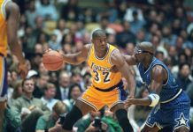 Los Angeles Lakers All-Time team