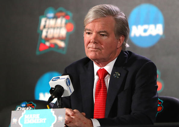 NCAA Corruption