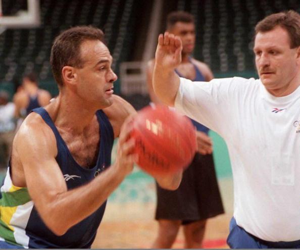 Oscar Schimdt and Andrew Gaze defined greatness