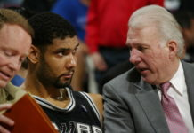 Tim Duncan name assistant coach