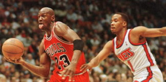 NBA Scoring Titles, Michael Jordan tops the list
