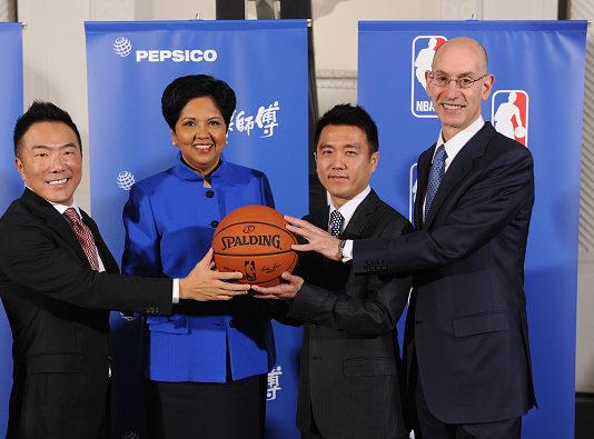 NBA Expanding portfolio Away From Court