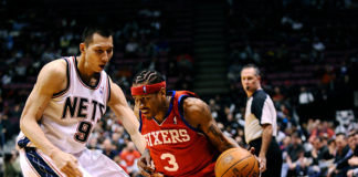 Philadelphia 76ers All-Time team