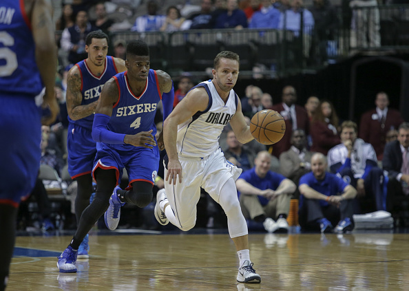 J.J. Barea impact on dallas mavericks