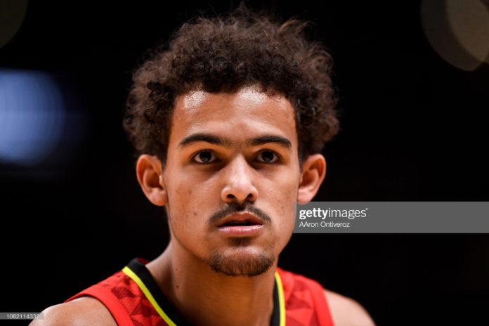 Trae Young Team USA