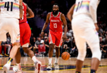 Houston Rockets roster and rotation