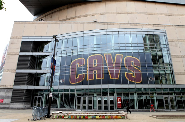 Cleveland Cavaliers Fred McLeod
