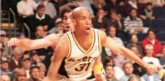 Indiana Pacer greats