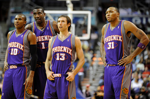 Phoenix Suns All-Time Team - Last Word On Basketball