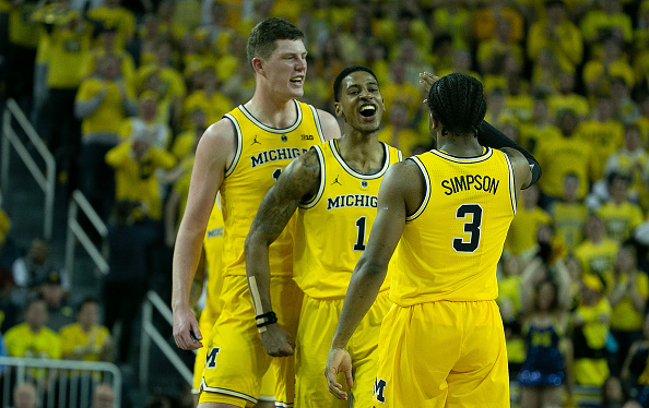 Michigan Basketball Season Preview Last Word On Pro Basketball
