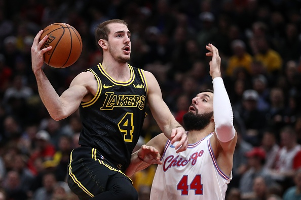 Who is Alex Caruso?