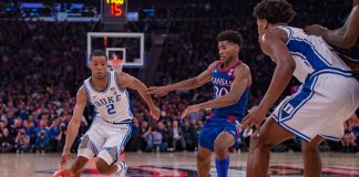 NCAA Basketball stock up stock down