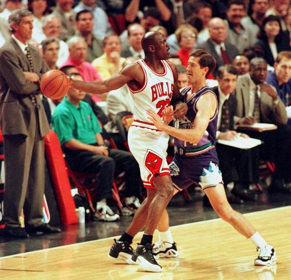 Michael Jordan Massive gambling habit